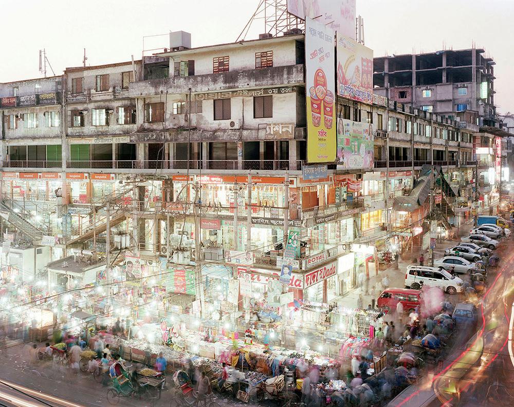 Mirpur One #1; Dhaka.