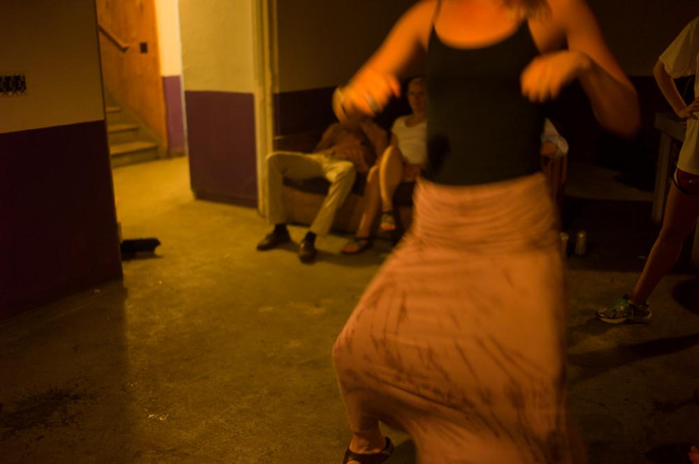 Dancing, 2013