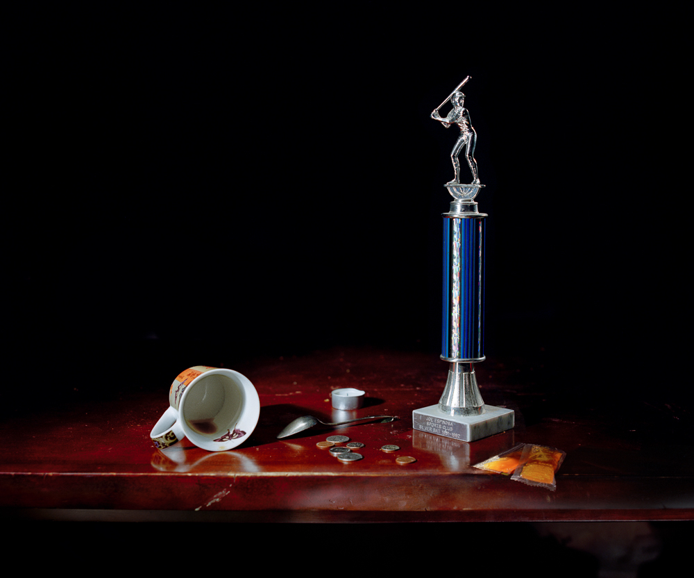 Still Life with Trophy & Duck Sauce, 2010