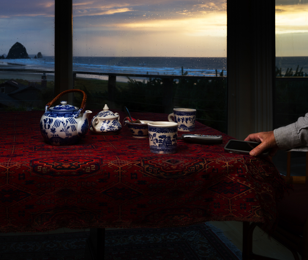 Occident / Orient (Tea Time), 2014