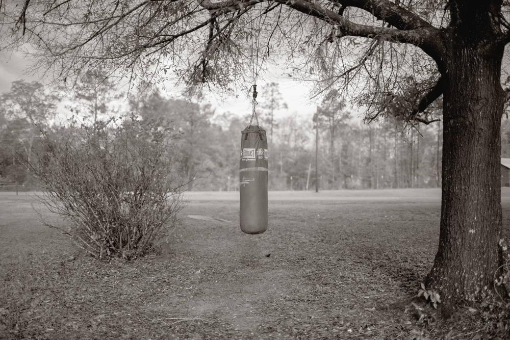 Heavy Bag, Pinetta, FL