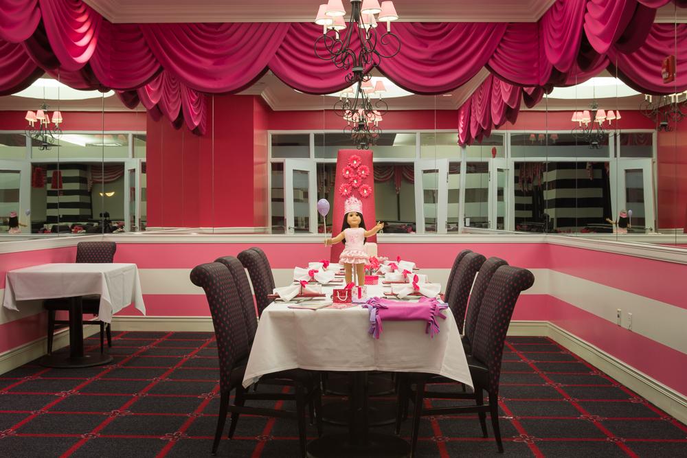 American Girl Restaurant