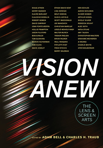 Leo Hsu reviews Vision Anew edited by Adam Bell & Charles H. Traub