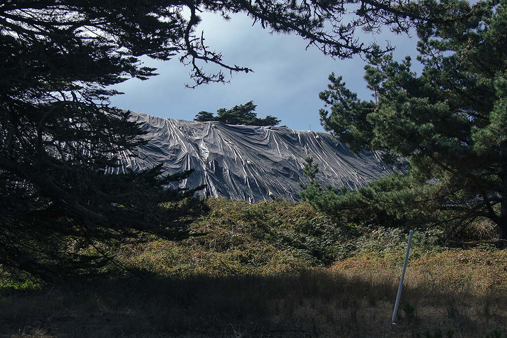 Plastic Covered Hills