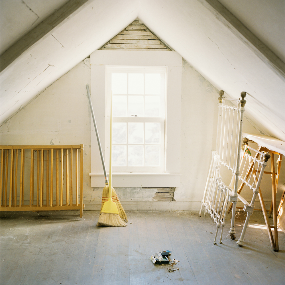 Attic (Woods Hole, MA) 2013