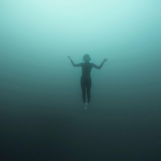 Underwater Zen  by Makoto Kubo