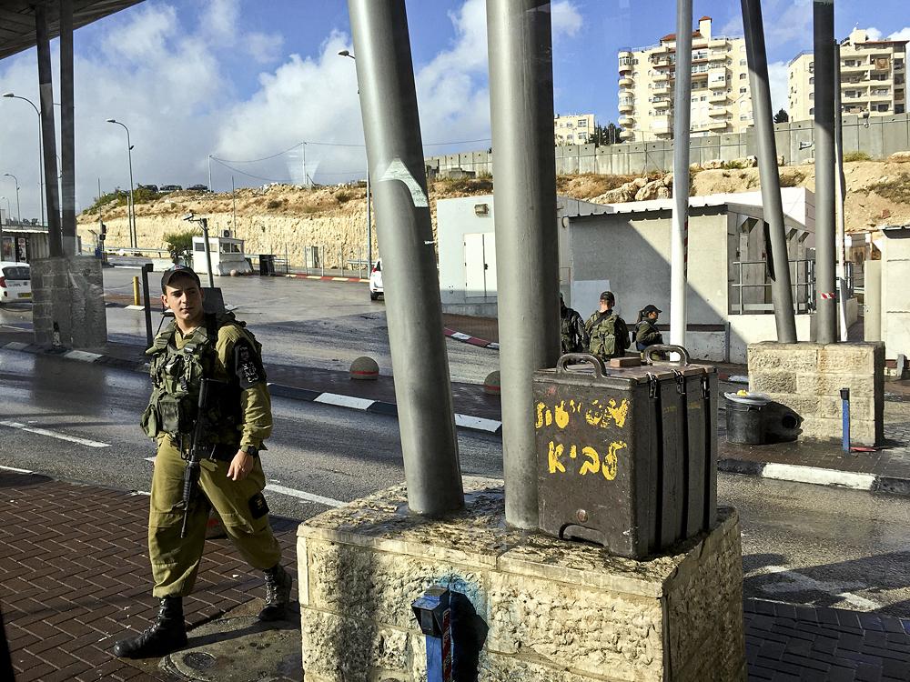 Checkpoint, Jerusalem