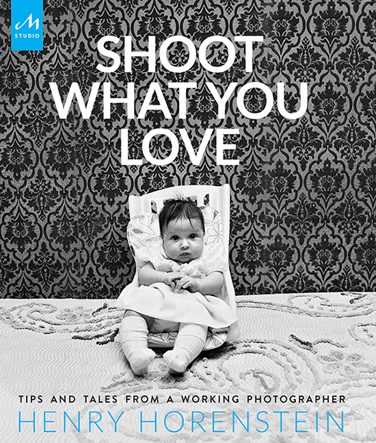 Lauren Greenwald reviews Shoot What You Love by Henry Horenstein