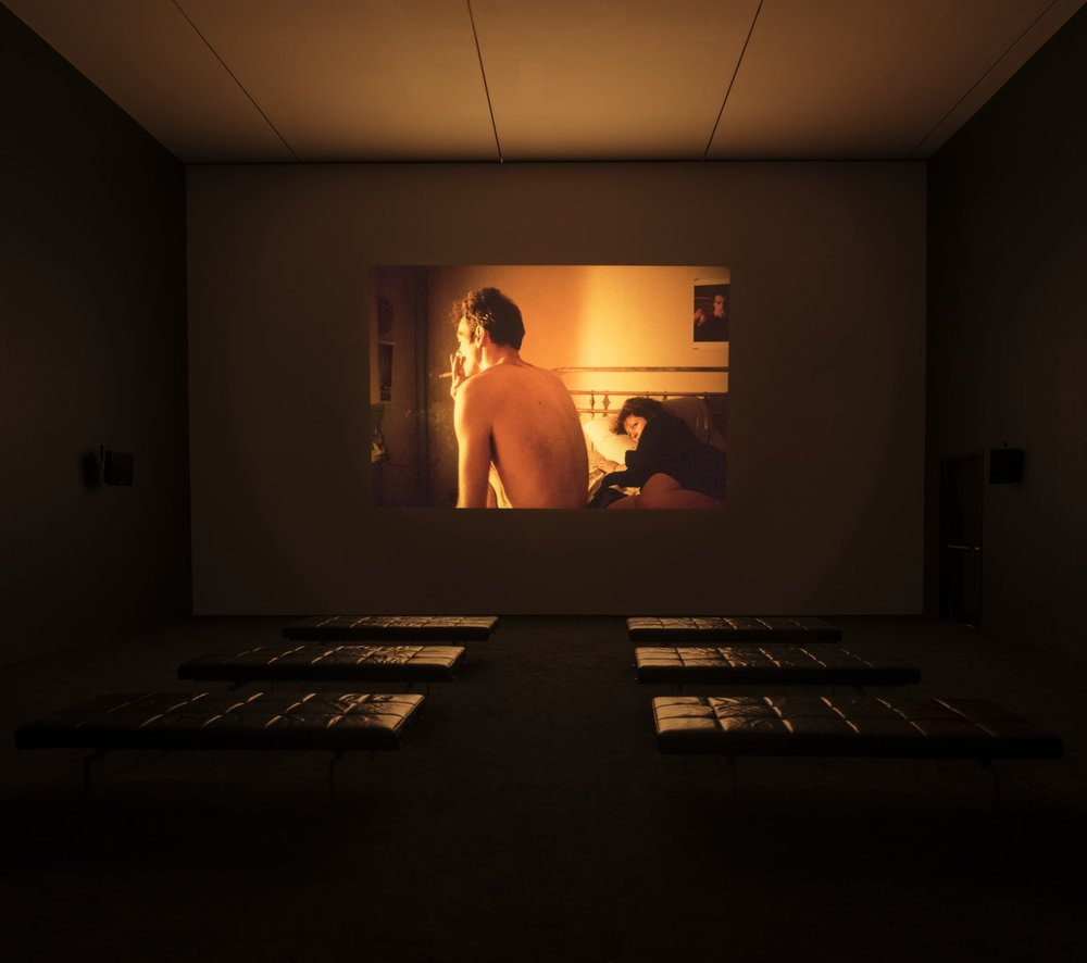 The Ballad of Sexual Dependency (Installation View), The Museum of Modern Art Archives, New York