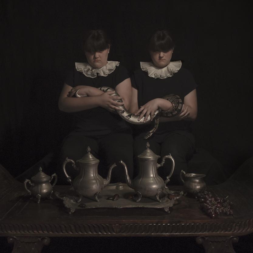 Dramatis Personae  by Tami Bahat