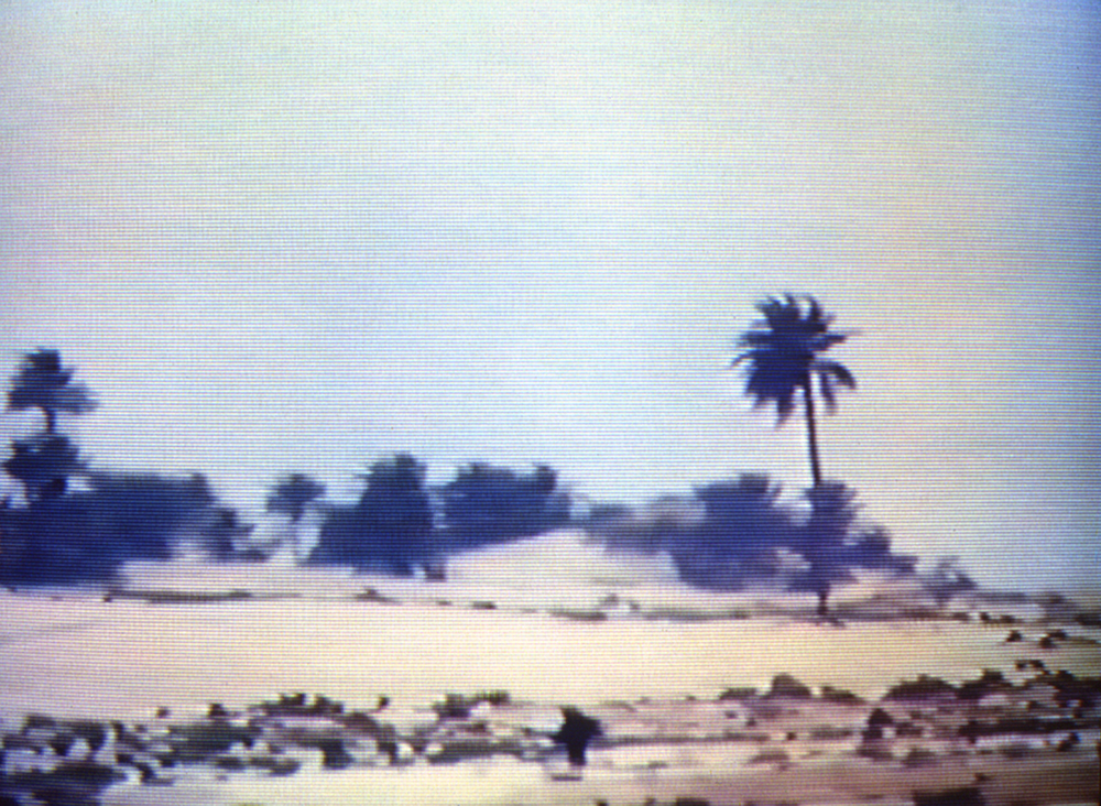 Chott el-Djerid (A Portrait in Light and Heat), 1979-81