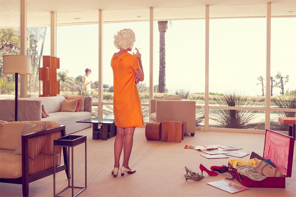 Living room – Beverly Hills, California, USA
