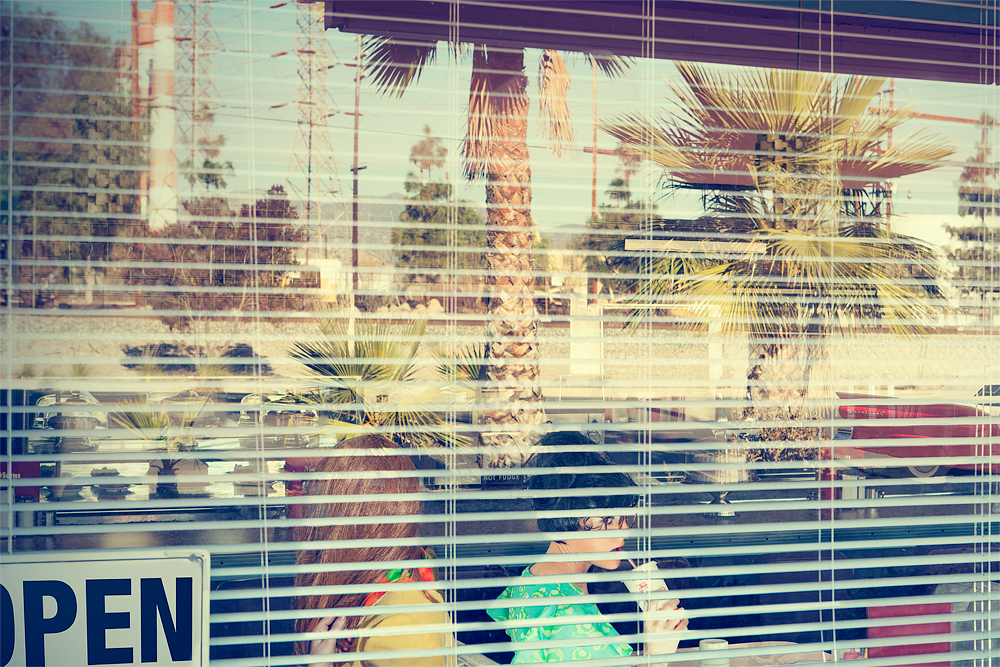 Motel Diner – Sun Valley, California, USA