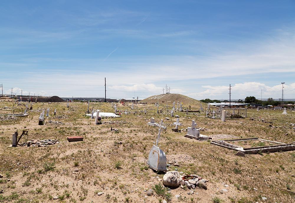 Cemetery, Albuquerque, NM