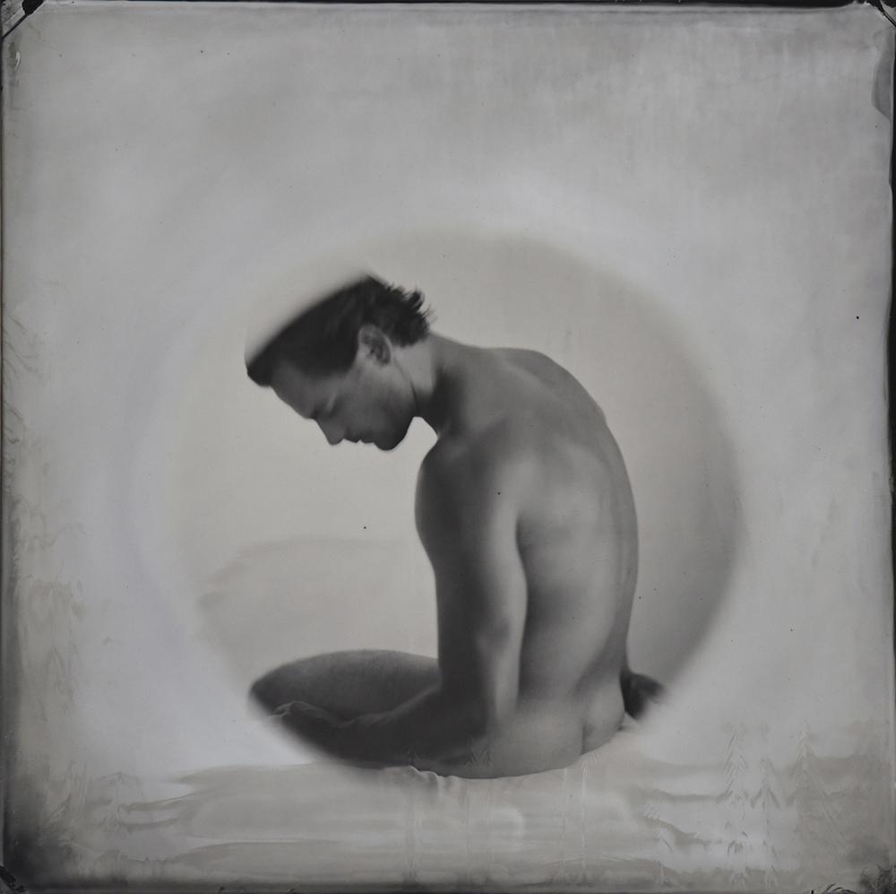 Untitled#2 Tintype