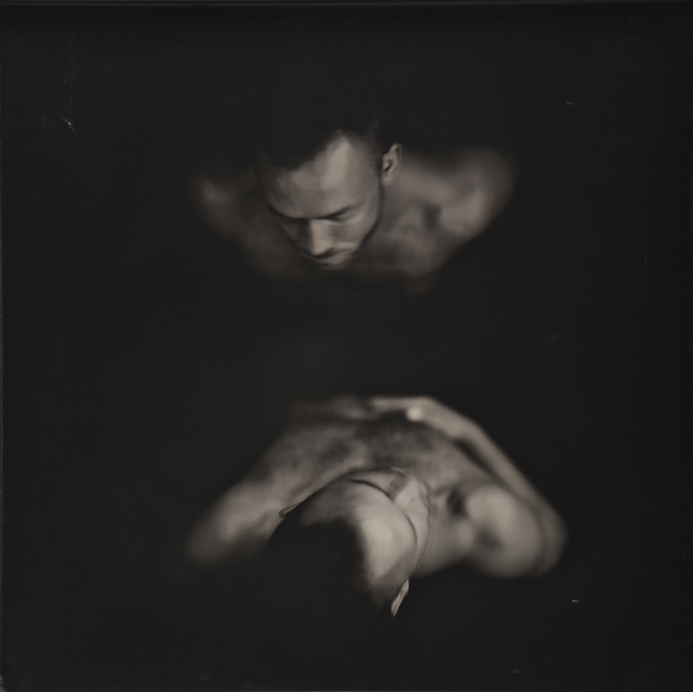 Untitled #23 Two Ambrotypes