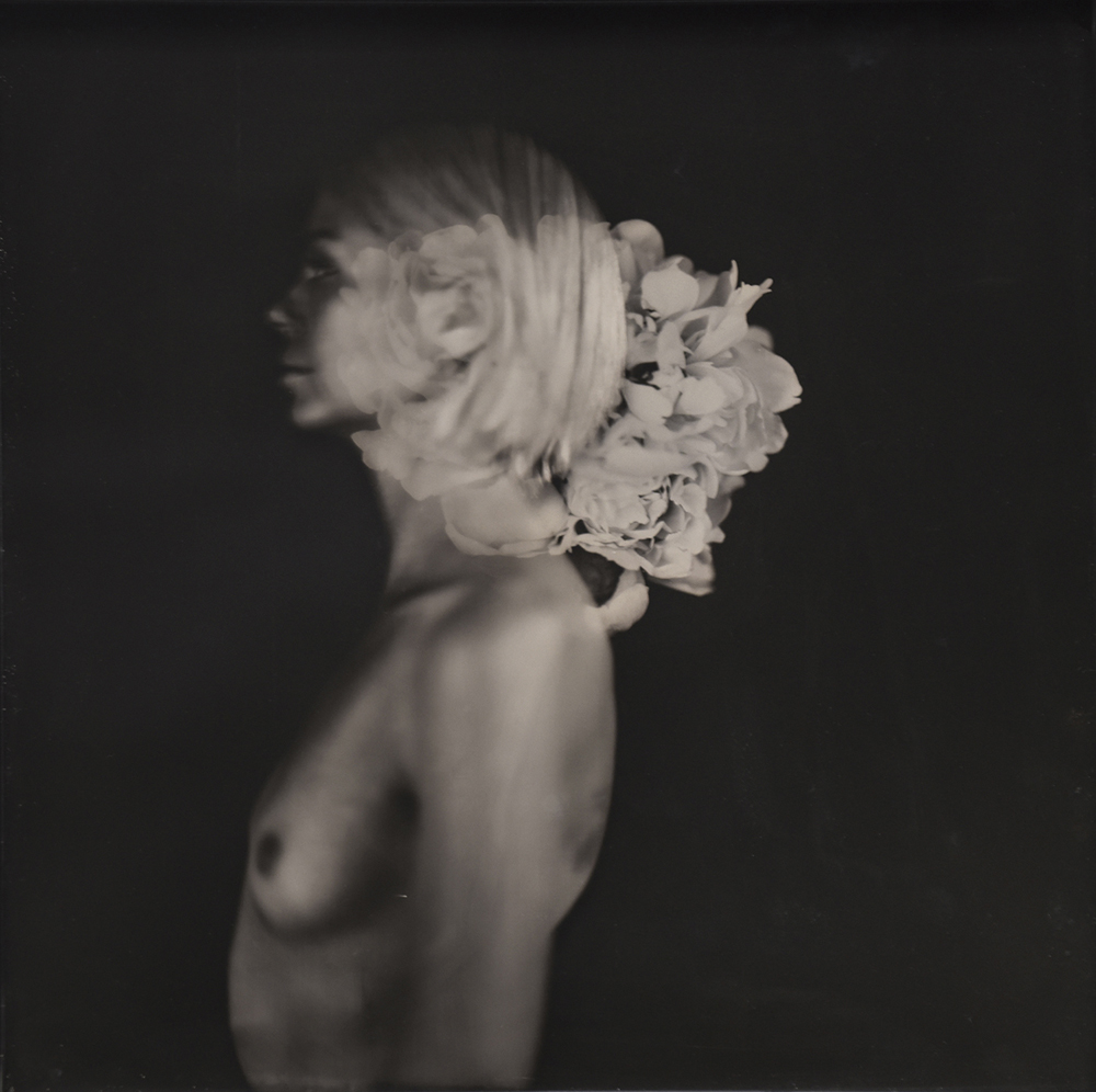 Untitled #15 Two Ambrotypes