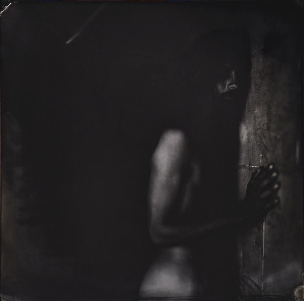 Untitled #5 Tintype