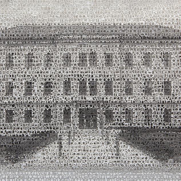 Displacement by Krista Svalbonas