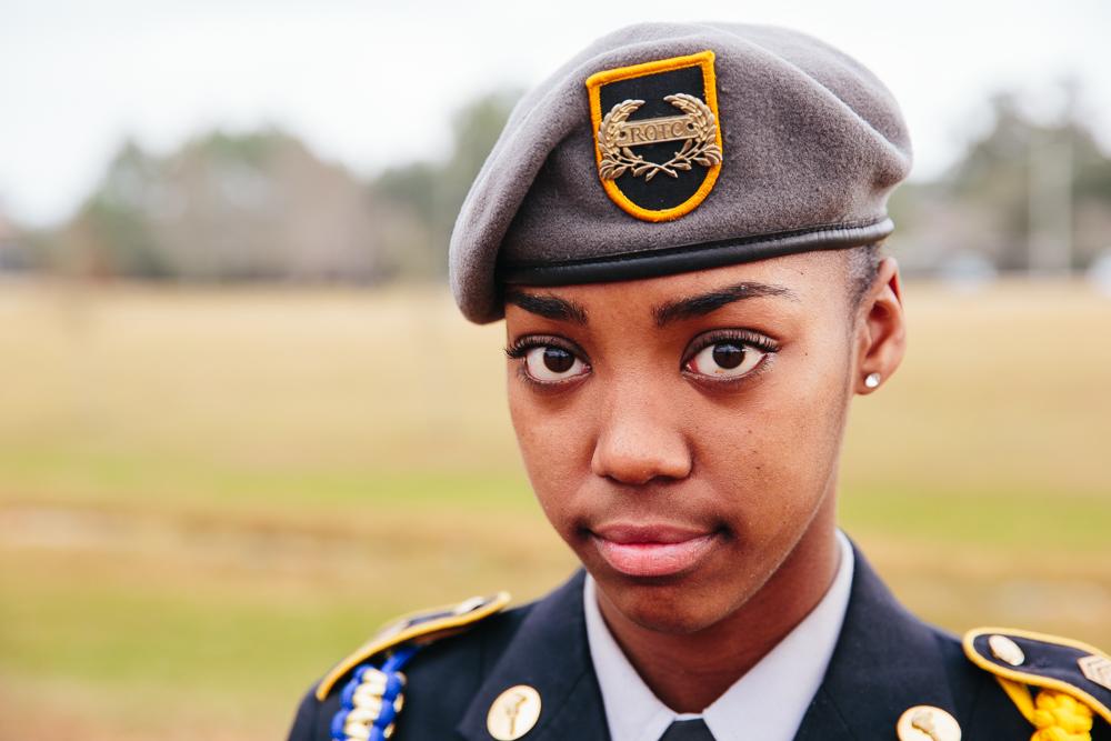 Jayuanna, ROTC
