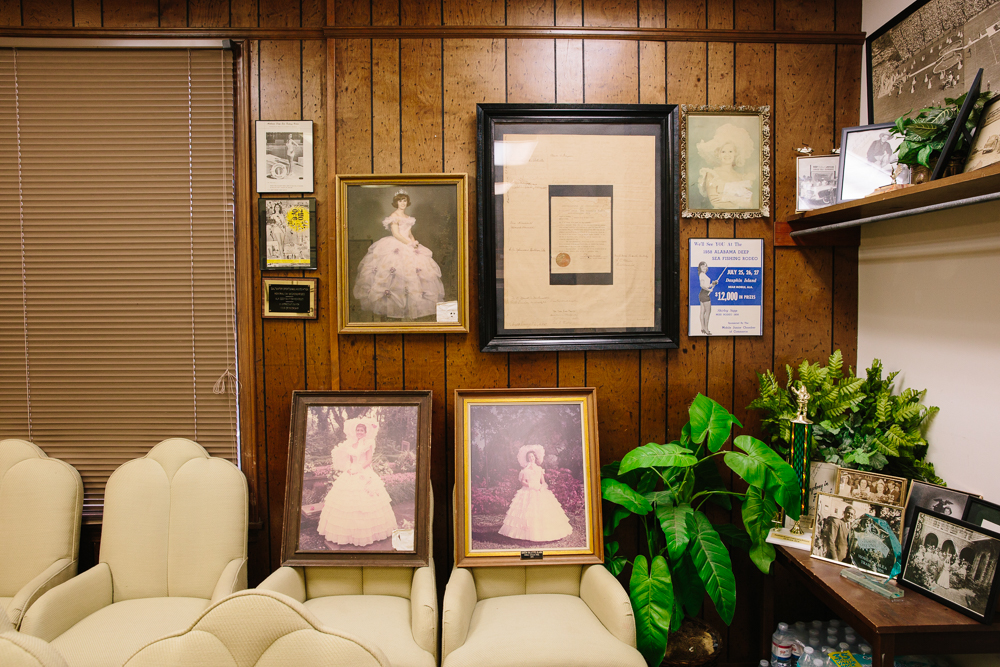 Azalea Trail Maids' Office