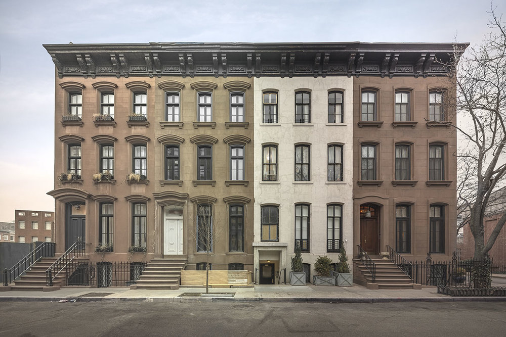 Four Buildings, West Village, Manhattan
