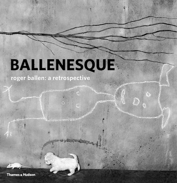 Leo Hsu reviews  BALLENESQUE - Roger Ballen: A Retrospective by Roger Ballen with an introduction by Robert J.C. Young