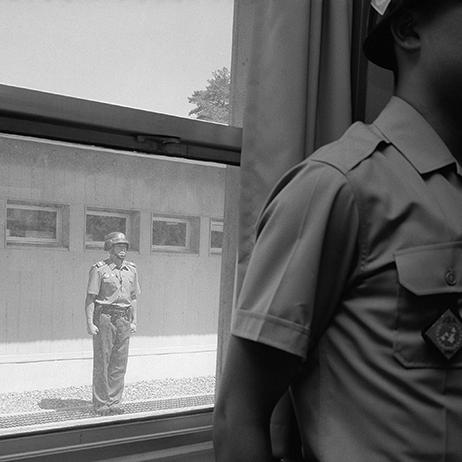 Post-Border Line by Jinhyun Cha