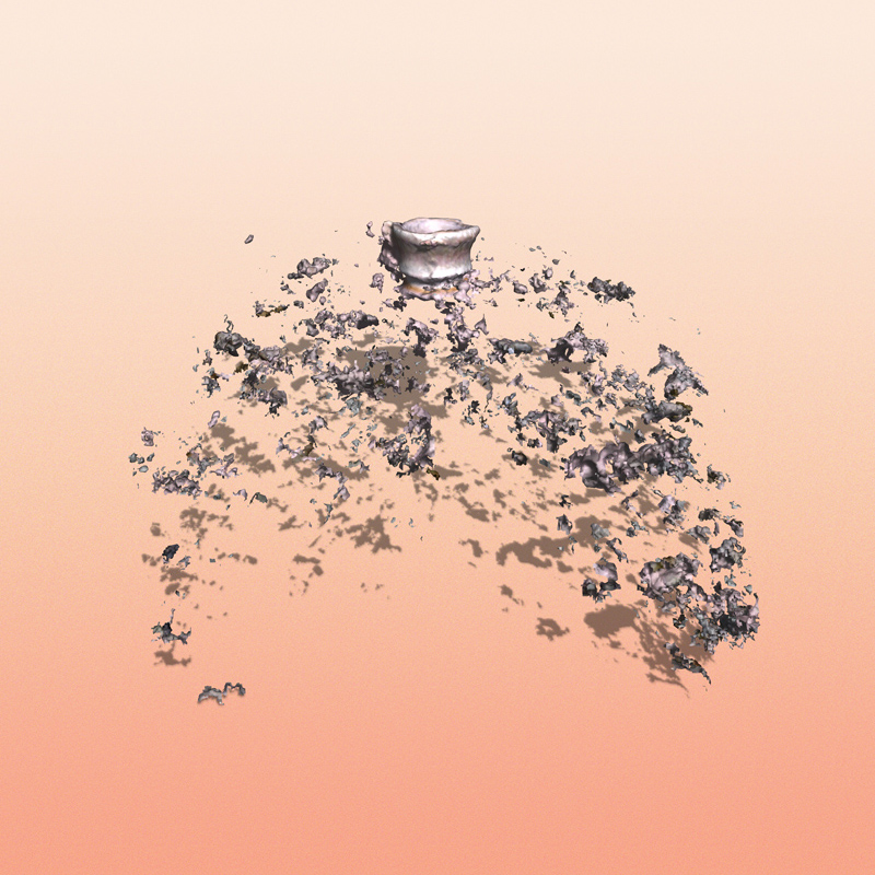 Fragmentation  by Paho Mann