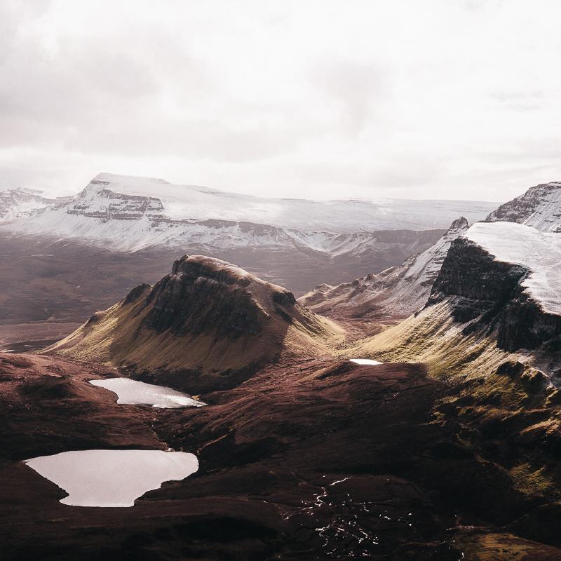 Emerging Land  by Ruairidh McGlynn