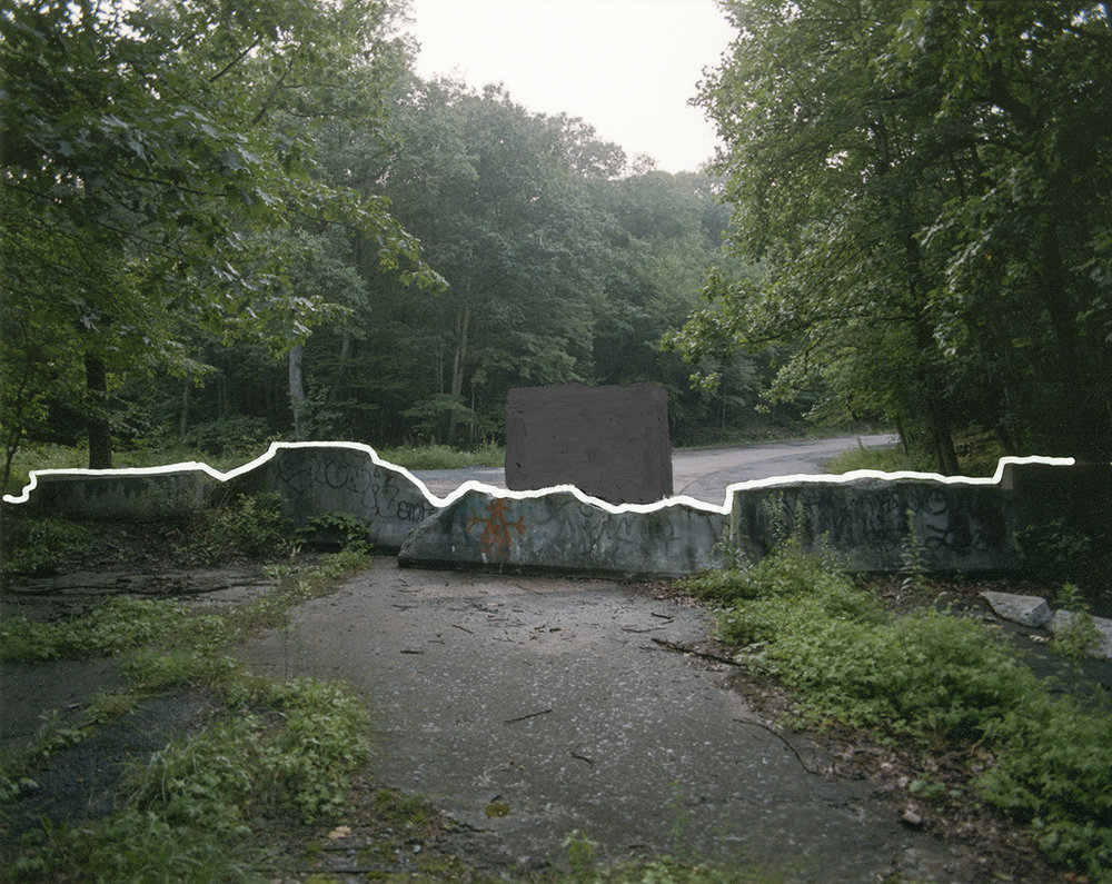 Entrance to Secret Lake