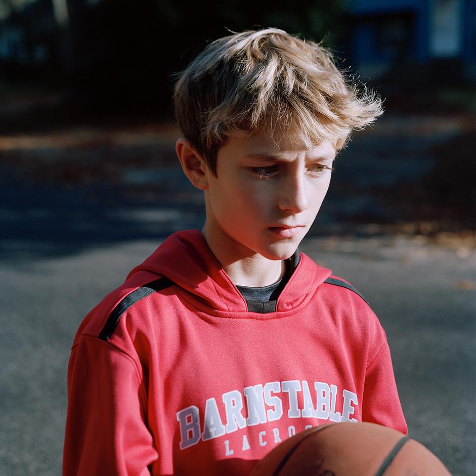11-Year-Old Reverie  by Evan Perkins
