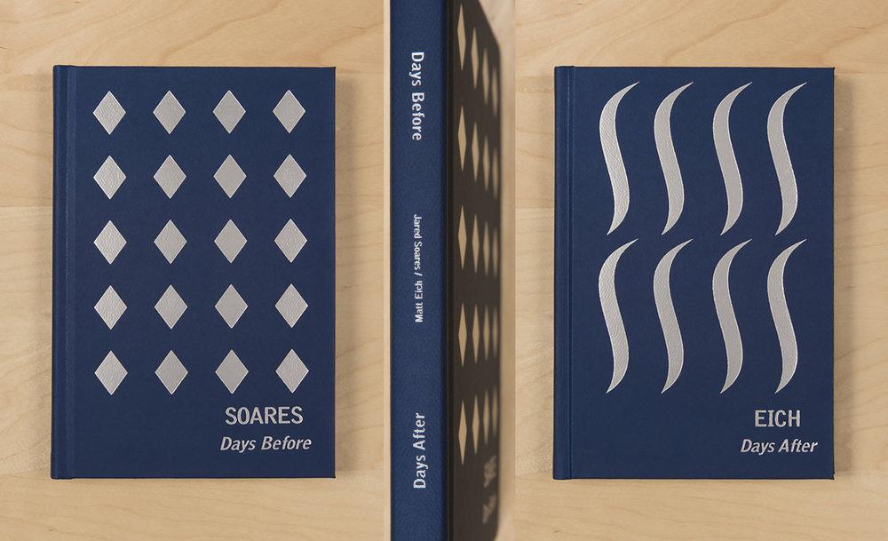 Leo Hsu interviews Matt Eich and Jared Soares on their collaborative book  Days Before / Days After