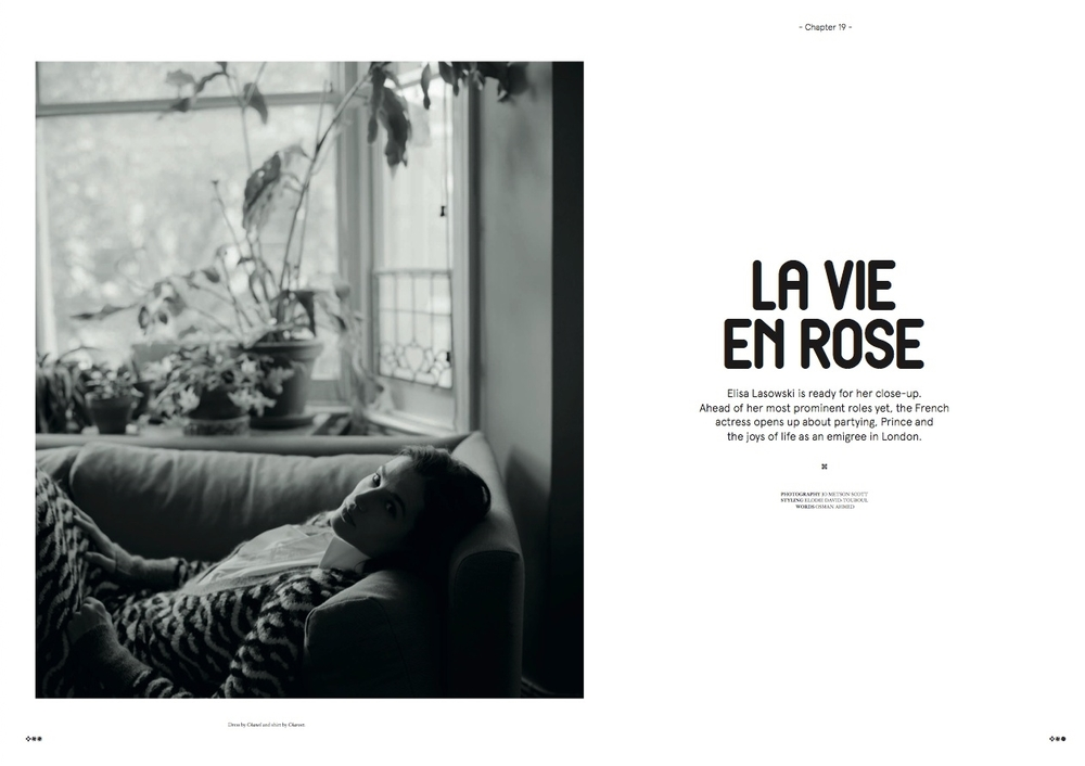 La Vie En Rose: Elisa Lasowski, Twin