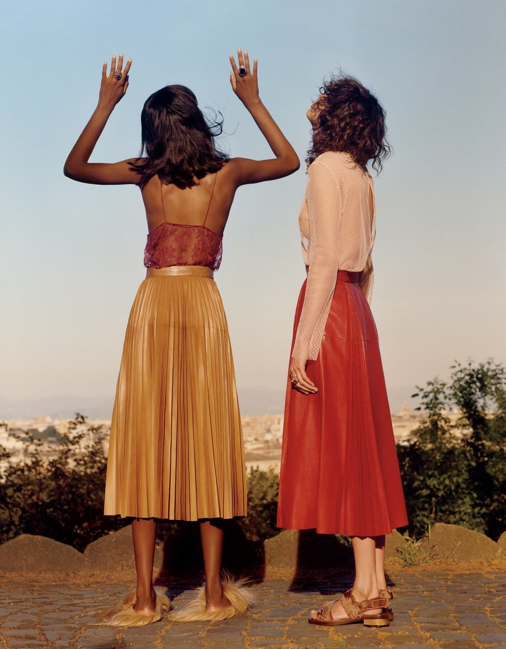 Gucci Jamie Hawkesworth Vogue