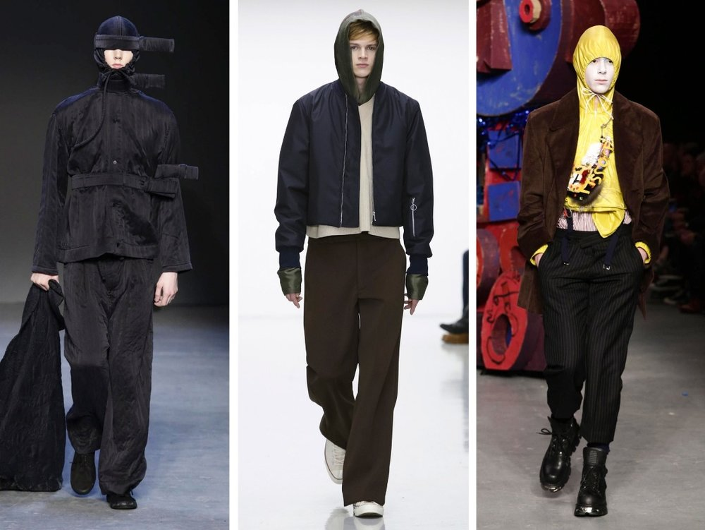 UNPACKING THE RECURRING HOODS AT LCM