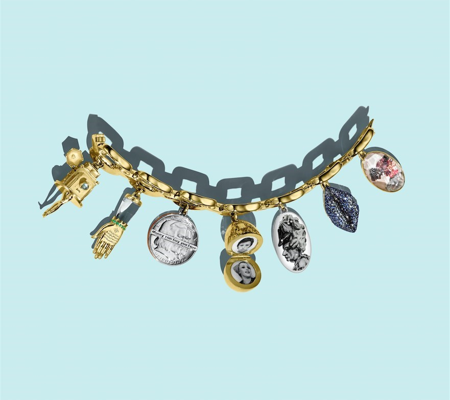 THE CHARM BRACELET DESIGNED BY SEVEN FEMALE ARTISTS