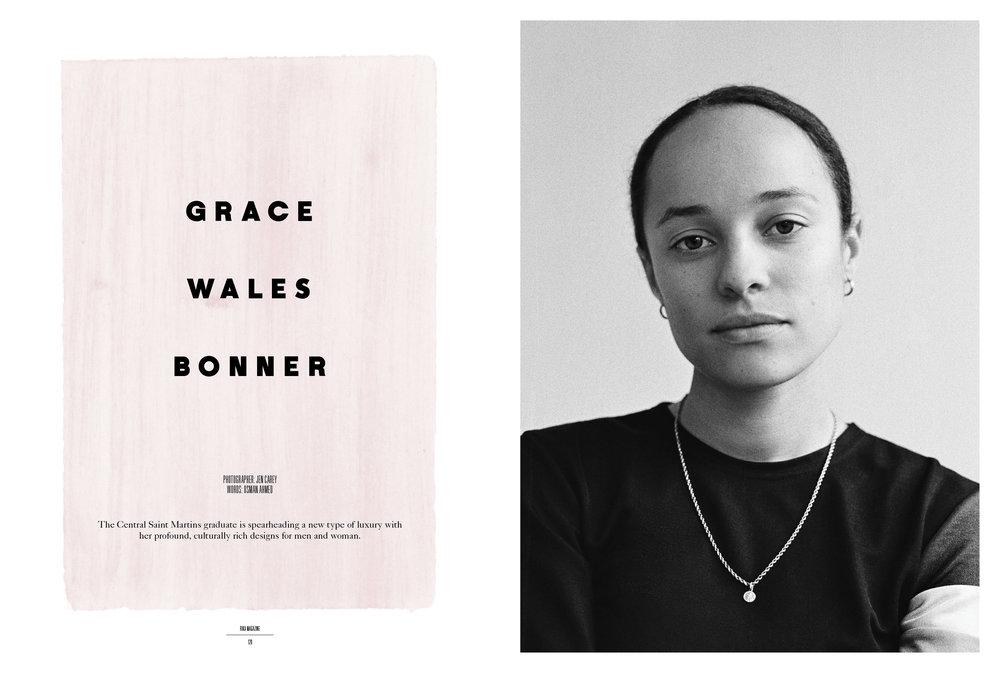 Grace Wales Bonner Rika