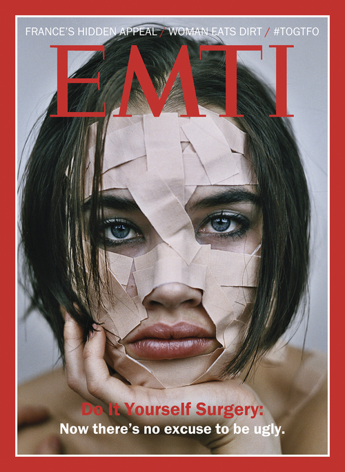 "ISAMAYA FFRENCH: ""IT'S QUITE EMPOWERING TO TRANSFORM YOURSELF"""