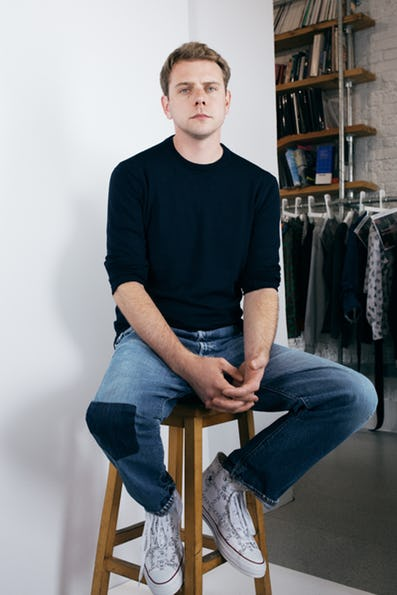 JW ANDERSON ON HIS BRAND'S NEW CHAPTER