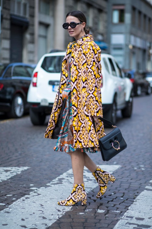HOW JJ MARTIN BECAME MILAN'S QUEEN OF PRINTS