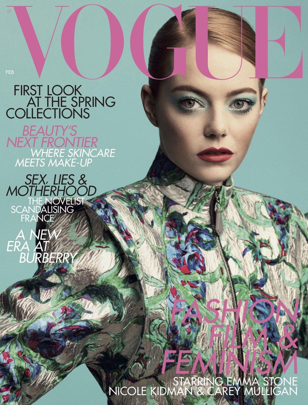 Osman Ahmed Vogue print