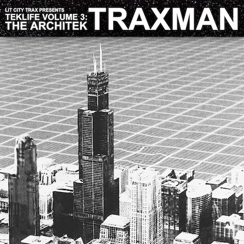 Traxman - The Architek
