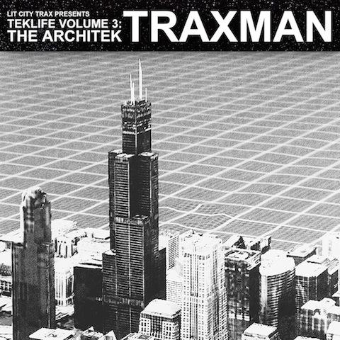 Traxman - The Architek