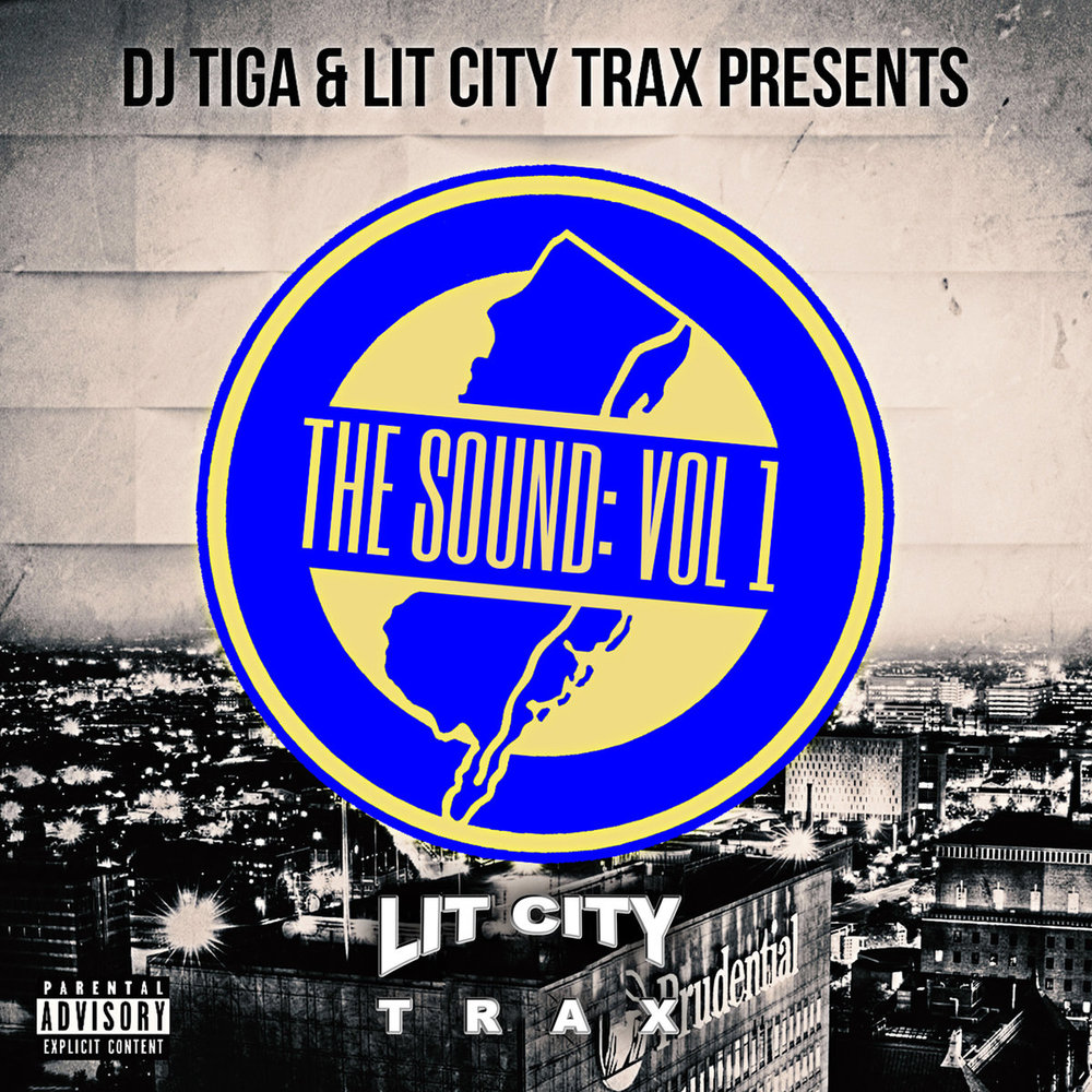 DJ TiGA - The Sound: Vol 1