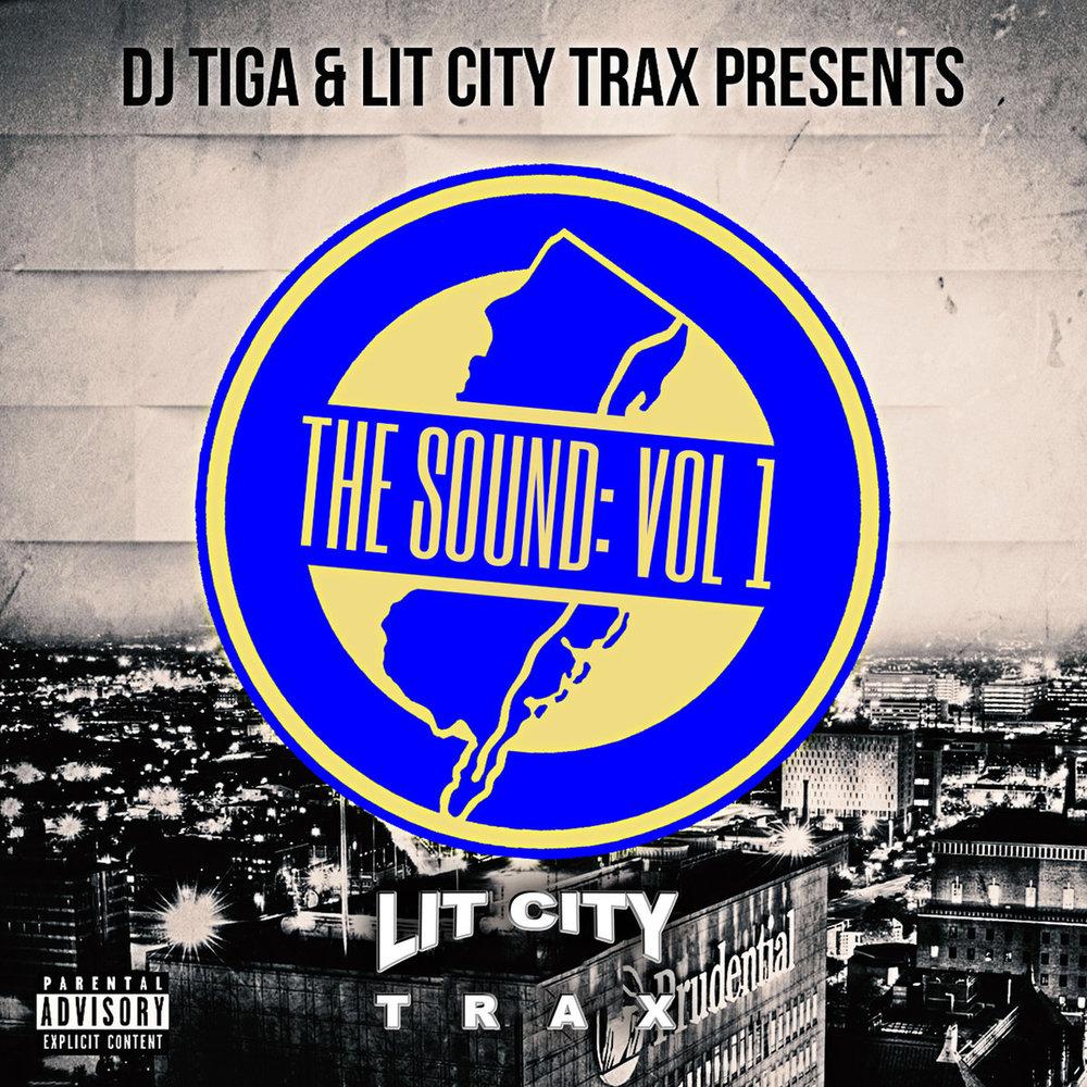 DJ TiGA - The Sound: Vol 1
