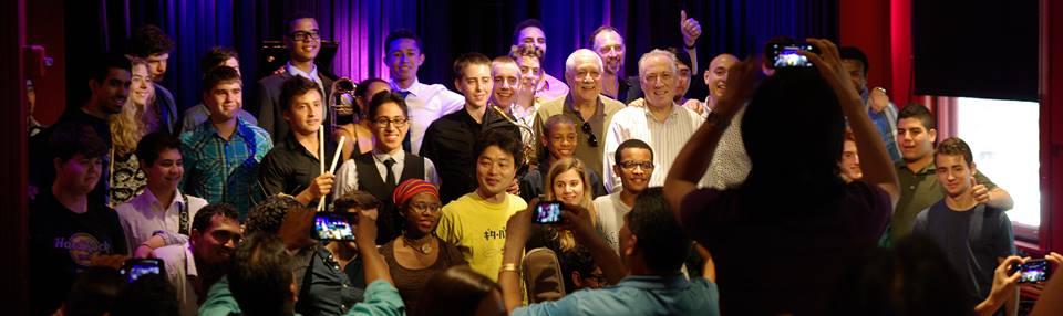 2015 Berklee Paquito D'Rivera Camp Final Concert