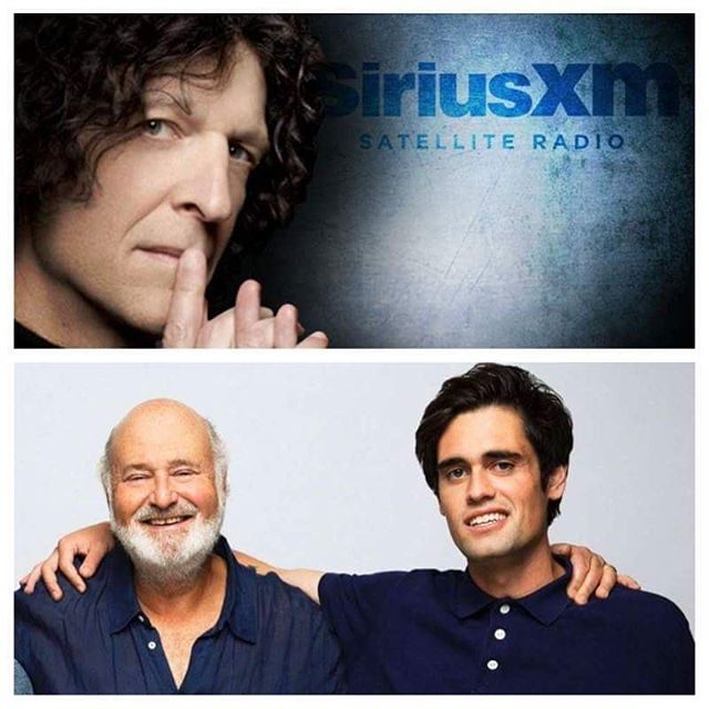 Tune into THE HOWARD STERN SHOW for an interview with Rob and Nick Reiner on BEING CHARLIE tomorrow at 9:00AM ET on SiriusXM Radio! #BeingCharlie #may6th