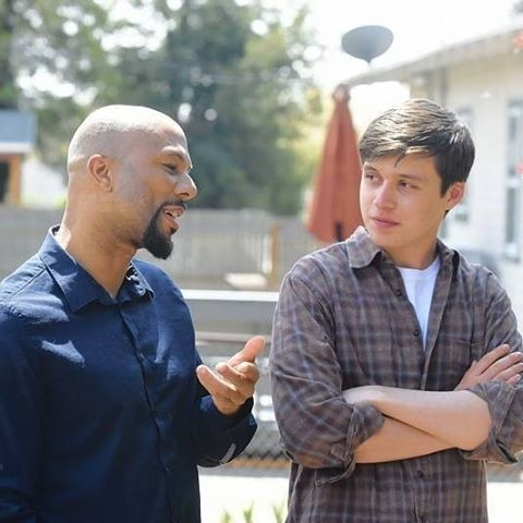 The time has come! BEING CHARLIE is out on VOD today! #BeingCharlie #nickrobinson #common #watchit