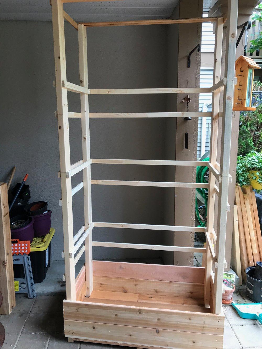Basic structure for vertical vegetable garden.jpg